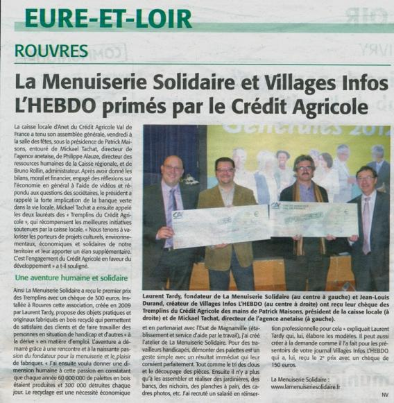 Article Villageinfos